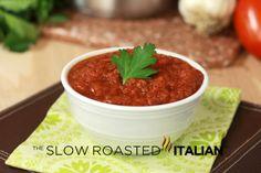 Better than any Restaurant: 5 Minute Red Sauce, Tomato Sauce, Marinara Sauce