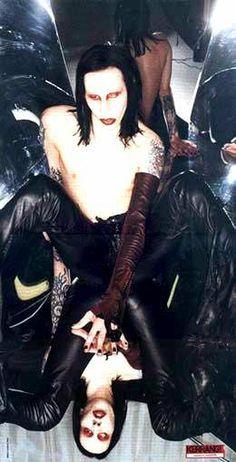 Marilyn Manson (oh DAMN!!!) ♥