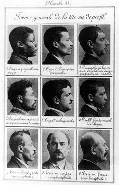 Sistema Bertillon: Alphonse Bertillon ( 1853 - 1914) foi um criminologista francês. Em 1870 fundou o primeiro laboratório de identificação criminal baseada nas medidas do corpo humano, criando a antropometria judicial, conhecida como «sistema Bertillon». O Bertillonage seria superado pelo sistema datiloscópico argentino inventado pelo croata-argentino Juan Vucetich (1858-1925).