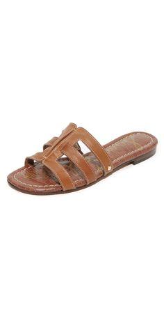 Sam Edelman Berit Slide Sandals   SHOPBOP