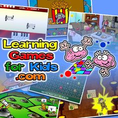 Analogy Game   Learning Games For Kids  * I especially like the lesson on how to break up syllables!
