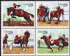 stamp horses - Buscar con Google