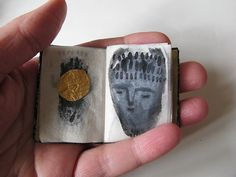 tiny sketch book