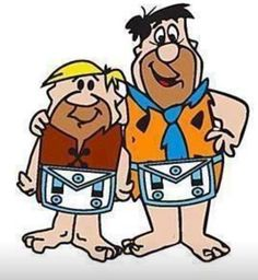 Famous Freemasons: Fred and Barney
