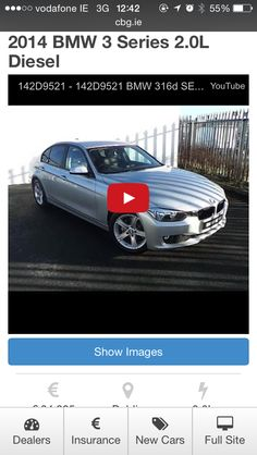 Great to see @JoeDuffyMotors first with #videos of actual cars on CBG!  http://www.cbg.ie/mobile/bmw-3-series-2.0-2014-dublin-diesel-silver-saloon-34-1
