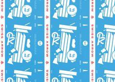phillip fivel nessen postery design record casette tape