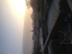 Spratton... morning frost.