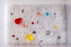 Bac sensoriel : les pierres précieuses | Add fun and mix