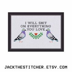 subversive cross stitch | Tumblr