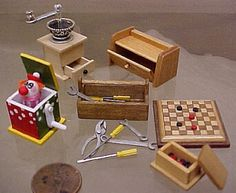 miniatures | ... many how-to articles I have written forDollhouse Miniatures Magazine