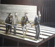 Helmut Stallaerts - The Blind (2010)