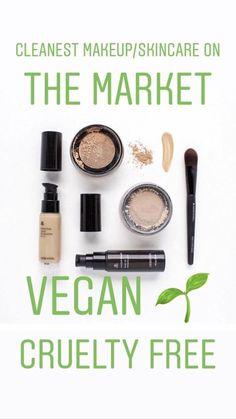 Vegan Makeup and skincare www.PariGiacoletti.Arbonne.com