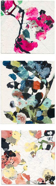paintings by Jen Garrido via theartcake.com