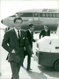Alexander Onassis Greece Olympic Airways-The Puer.