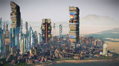 Simcity 4 Deluxe: SimCity Cities of Tomorrow