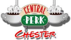 central perk cafe UK