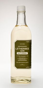 letherbee autumnal gin