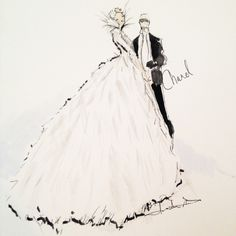 Chanel Couture Bridal by Jeanette Getrost