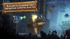 Sabías que Rayman Adventures, el mejor juego de plataformas llega a Android gratis