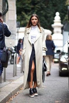 Milan Fashion Week Street Style 20 Looks glamhere.com Cute and Slylish