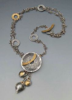 Necklace by Deb Steele