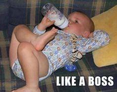 People Who Do it like a Boss
