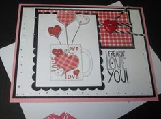 Happy Hearts For Valentines Day Love Is IN by LoveInBloomCreations