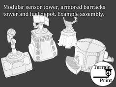Image result for sci fi radar dish