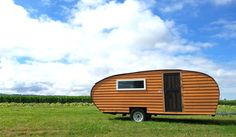 15 of the coolest RVs and mobile homes that we've ever seen, from tiny teardrop trailers to eco-friendly RVs. Get ready to make everyone at the RV park jealous with these handcrafted campers.