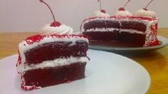 Resep dan Cara Membuat Red Velvet Cake