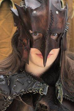 Barbarian beauty by *Feral-Workshop on deviantART