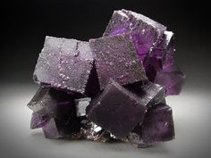 Fluorite Crystals, Elmwood Mine, Tennessee