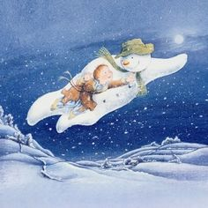 The Snowman Wed 19 – Sun 23 November