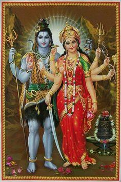 Shiv shakti, Shiv Parvati
