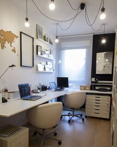 small home office inspiration interiors working pinterest