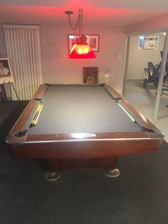 Brunswick Billiards Madison Solid Wood Pool Table