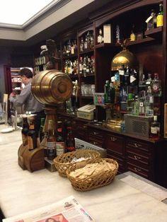 Cafe Central en Cuenca, Castilla-La Mancha