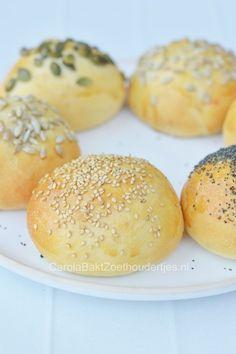 witte broodjes bakken het basisrecept