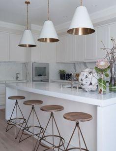 Kitchen Ideas: Bar Lighting – Oilo