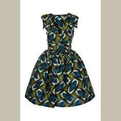 Une robe Sika Designs - Marie Claire Idées