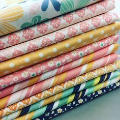 Half Metre Bundle Riley Blake A Beautiful Thing  #spreadthelove #ruler #quilting #newstuff