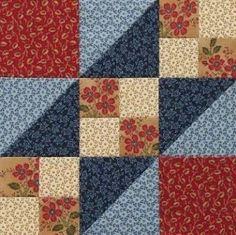 Patchwork Quilting, Scrappy Quilts, Quilt Block Patterns, Pattern Blocks, Quilt Blocks, Patch Quilt, Antique Quilts, Vintage Quilts, Vintage Sewing
