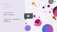 Client: Adobe Creative Direction: Michael Chaize, Production: Leigh Cooper Directed by: oddfellows Creative Direction: Chris Kelly Art Direction: Yuki…