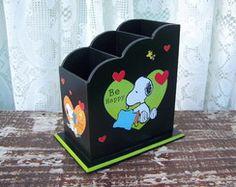 Porta Controle Remoto Snoopy