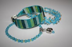 Html, Turquoise Bracelet, Beaded Bracelets, Knitting, Jewelry, Fashion, Arts And Crafts, Weaving, Wristlets
