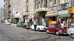 Gestern im Westen: West-Berlin in den 60ern - eine Zeitreise - Magazin - Welt - Tagesspiegel