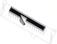 Anna Wickenhauser Architektur  Tischbrücke Wien/A  Ausstellungsarchitektur Wicken, Anna, Garden Tools, Website, Architecture, Yard Tools