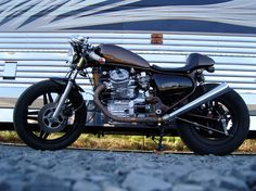 Awesome Honda Cx500 Cafe Racer Motorcycle