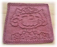 Ravelry: Little Sal Dishcloth pattern by Alli Barrett