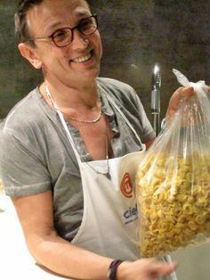Bruno Barbieri e i tortellini
